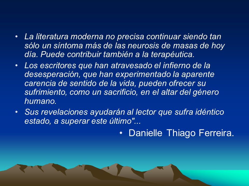 Danielle Thiago Ferreira.