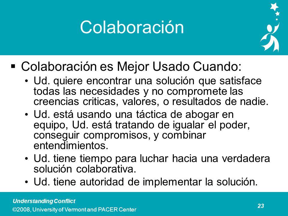 Colaboración Costo Personal y Profesional