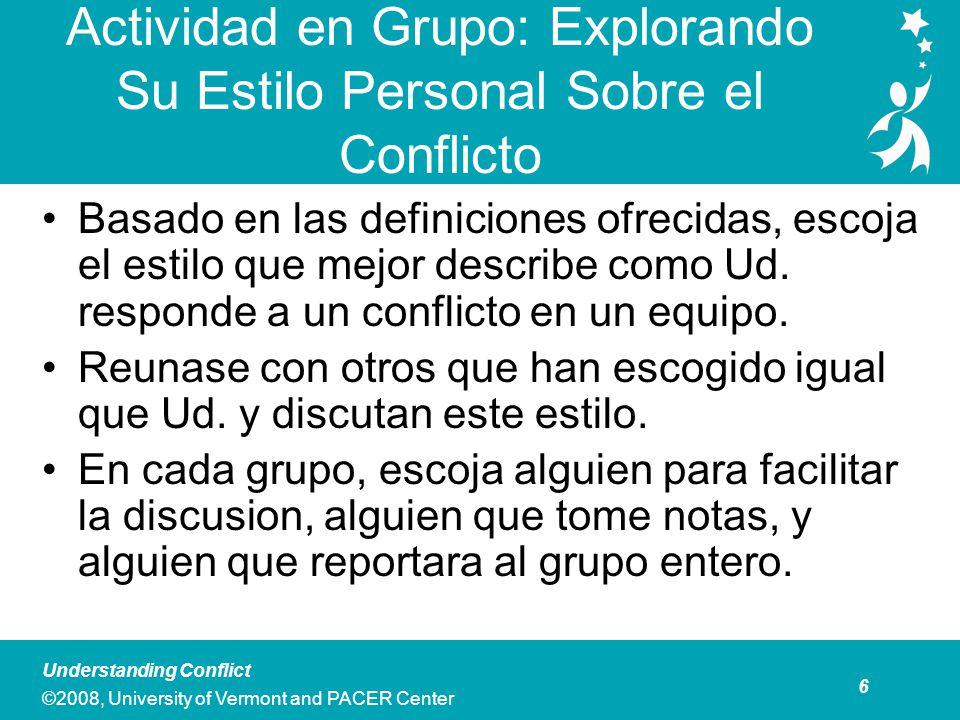 Temas Para Discusion en Grupo