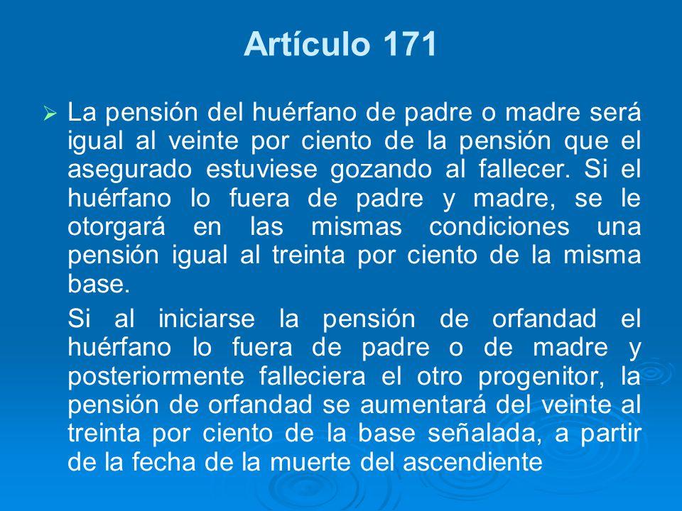 Artículo 171