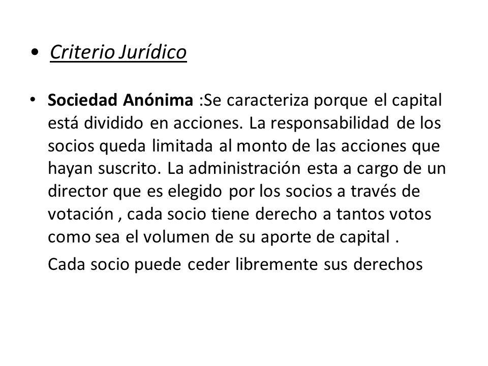 Criterio Jurídico