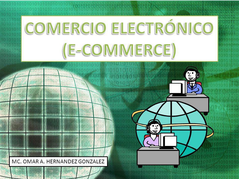 COMERCIO ELECTRÓNICO (E-COMMERCE)