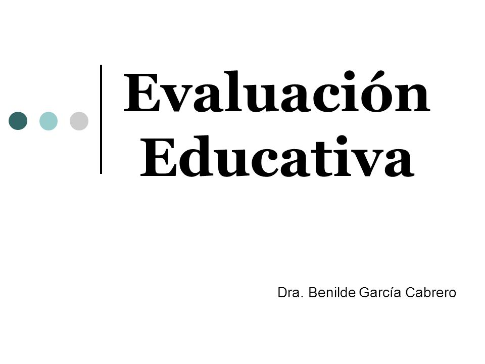 Dra. Benilde García Cabrero