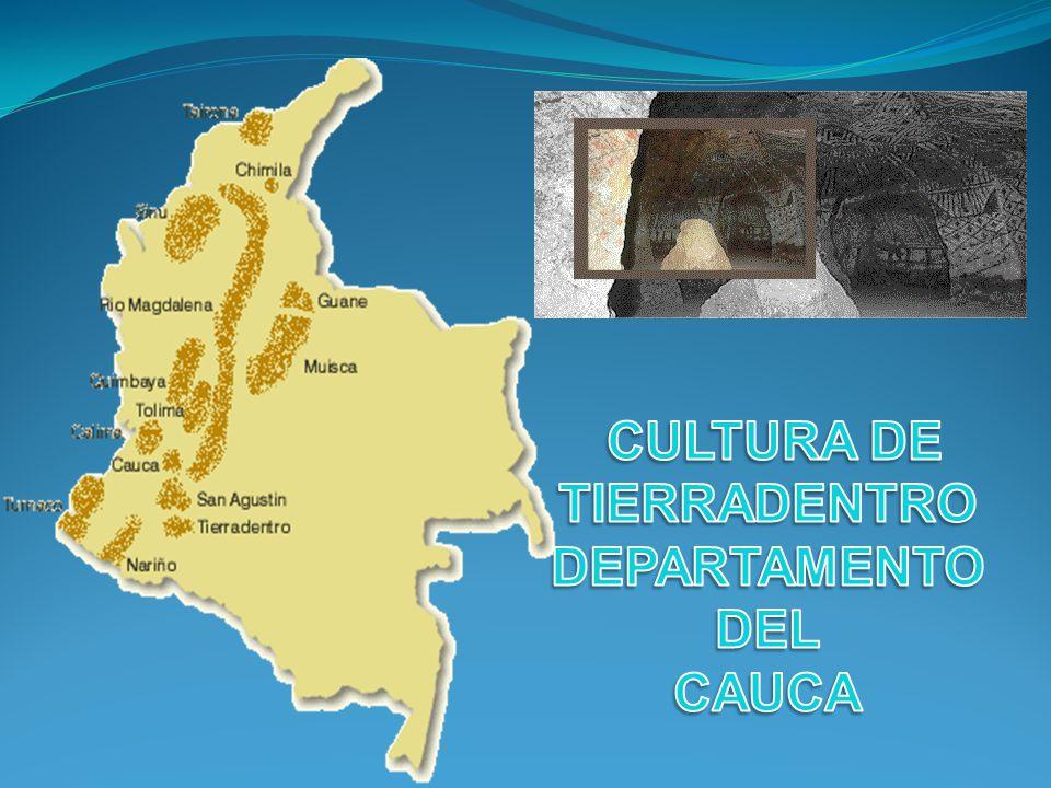 CULTURA DE TIERRADENTRO