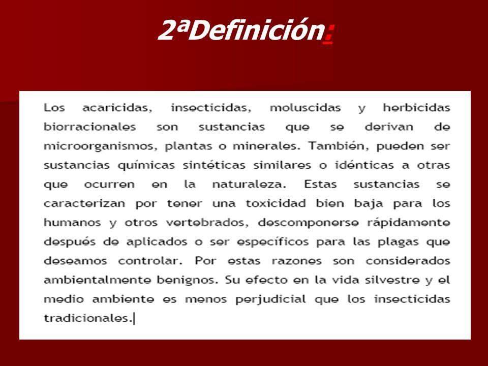 2ªDefinición: