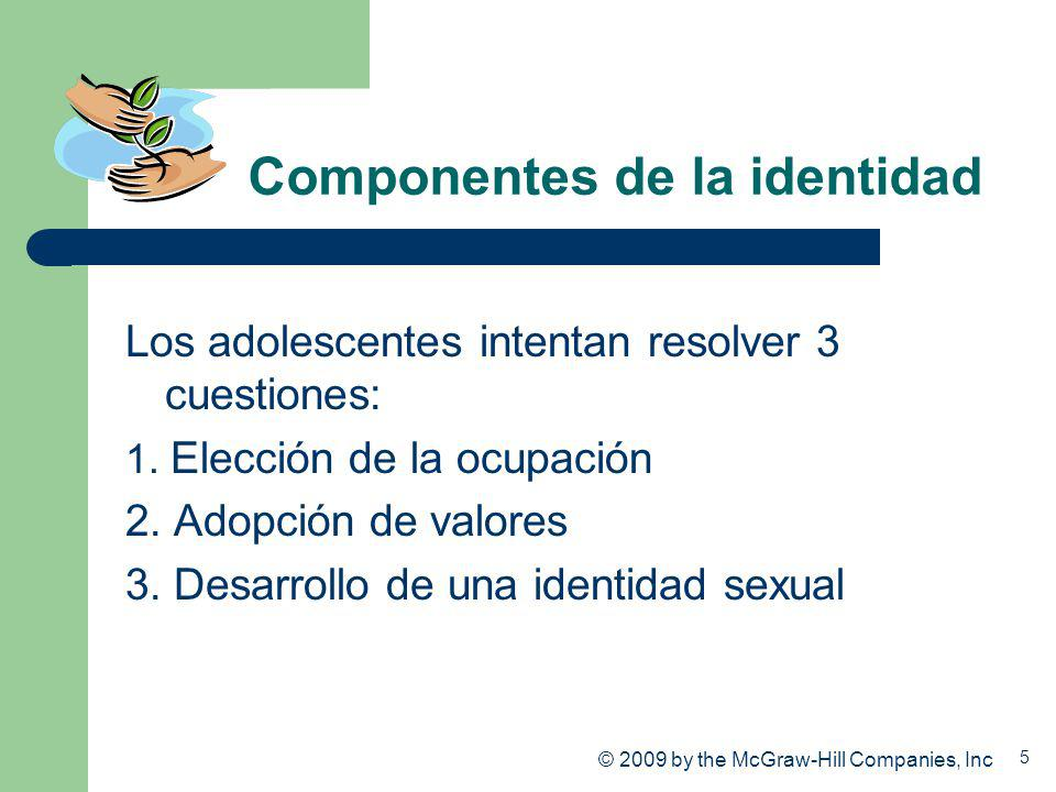 Componentes de la identidad