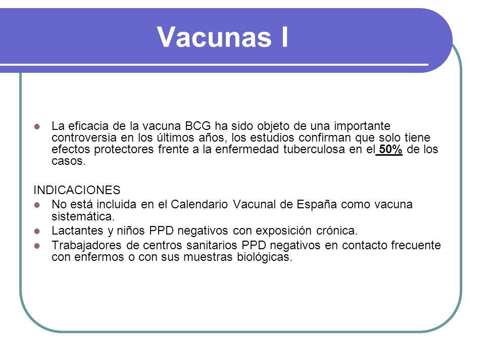 Vacunas I