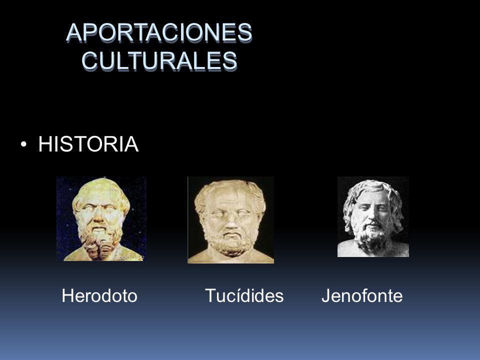 APORTACIONES CULTURALES