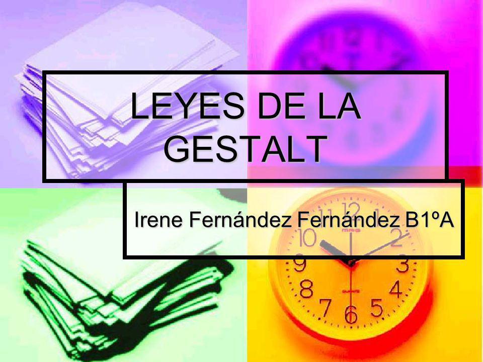 Irene Fernández Fernández B1ºA