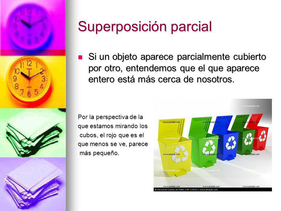 Superposición parcial