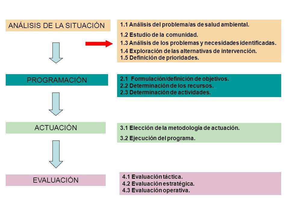 ANÁLISIS DE LA SITUACIÓN