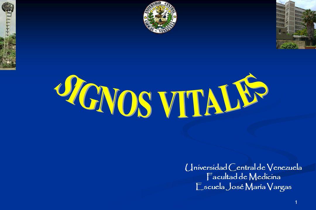 Universidad Central de Venezuela Escuela José María Vargas