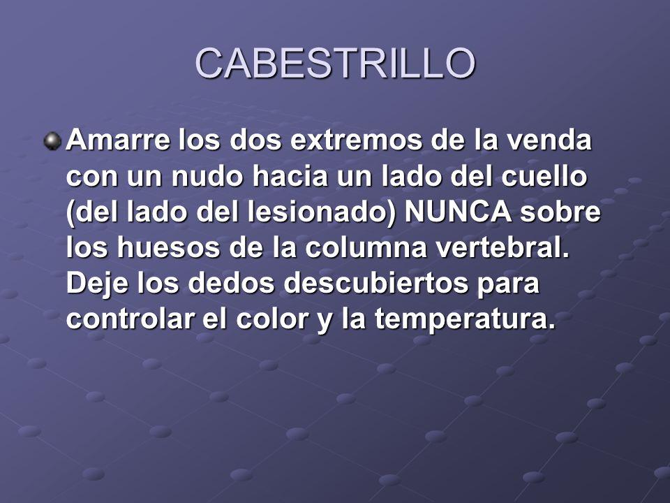 CABESTRILLO