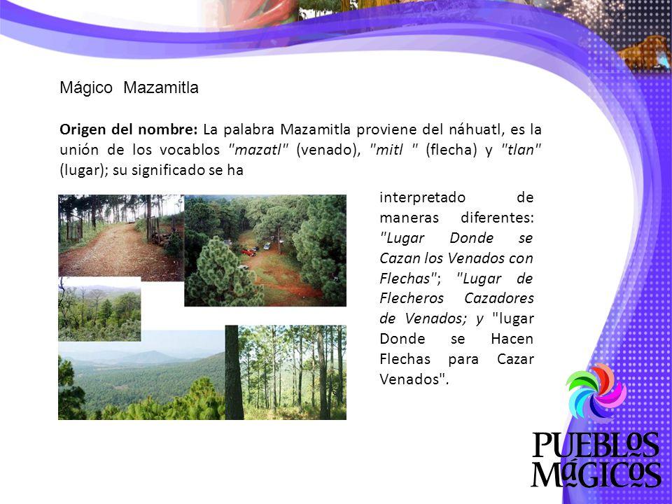 Mágico Mazamitla