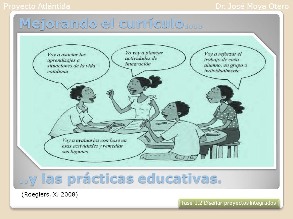 Mejorando el currículo….