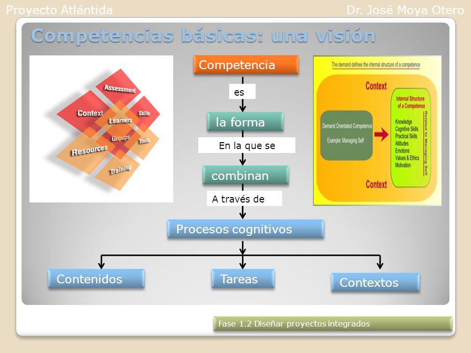 Competencias básicas: una visión