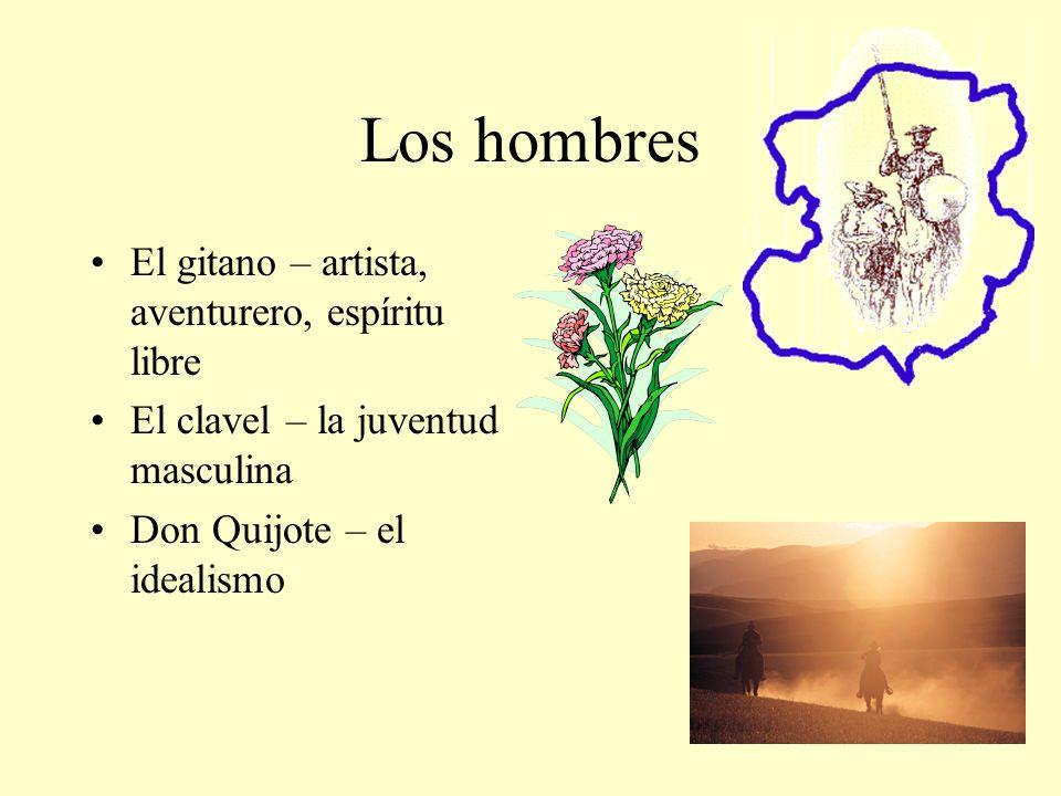 Los hombres El gitano – artista, aventurero, espíritu libre