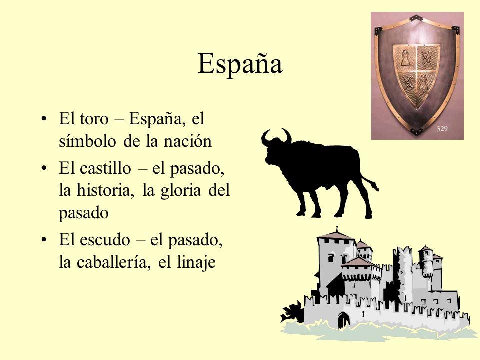 España El toro – España, el símbolo de la nación