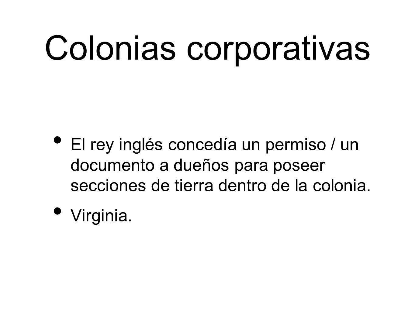 Colonias corporativas