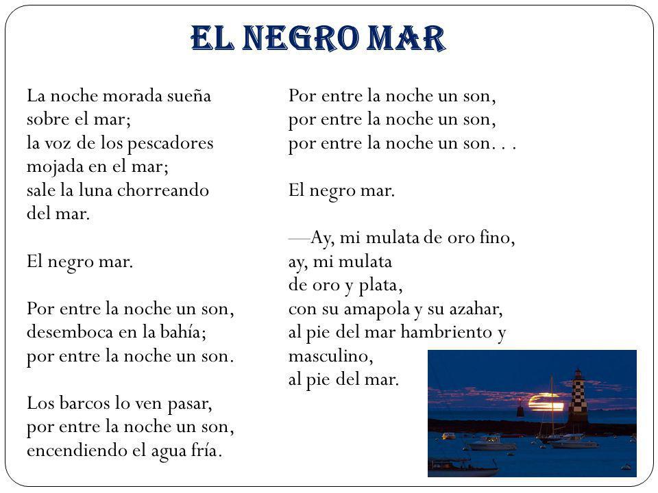 EL NEGRO MAR