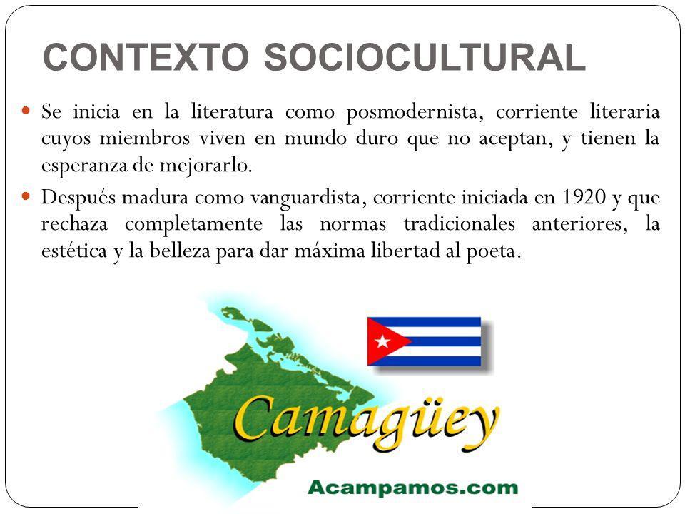 CONTEXTO SOCIOCULTURAL
