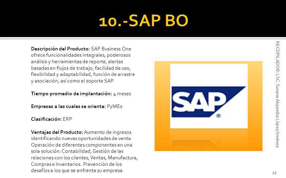 10.-SAP BO