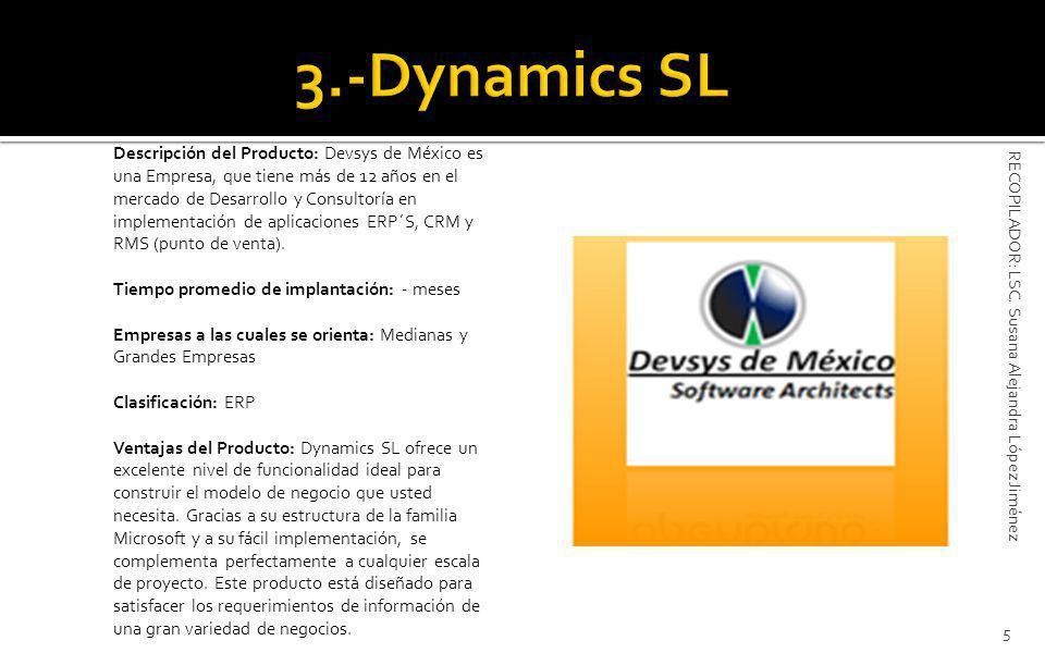 3.-Dynamics SL