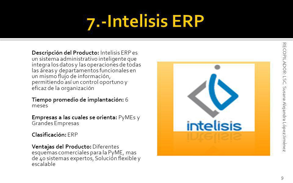 7.-Intelisis ERP