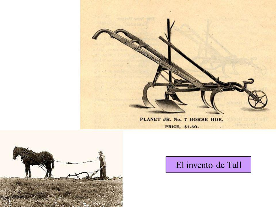 El invento de Tull