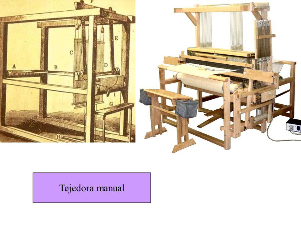 Tejedora manual
