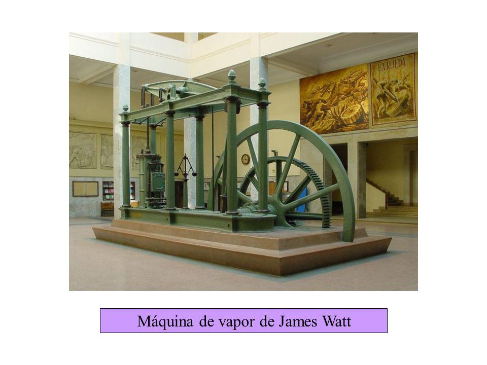Máquina de vapor de James Watt