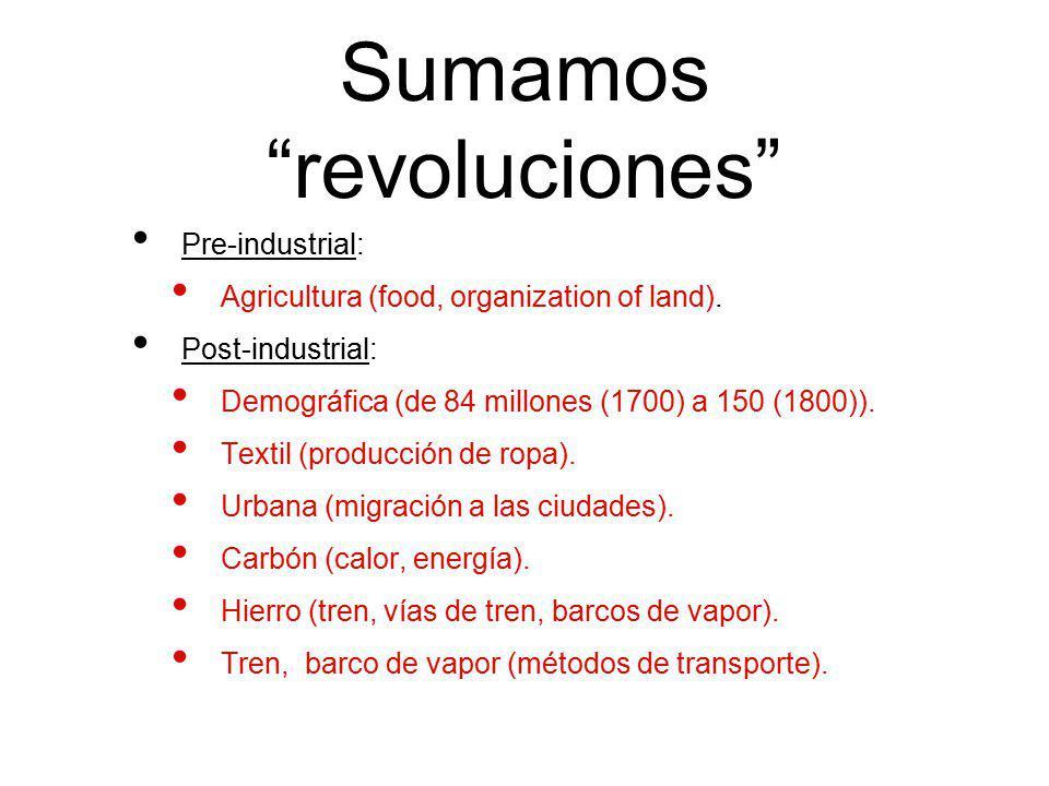 Sumamos revoluciones