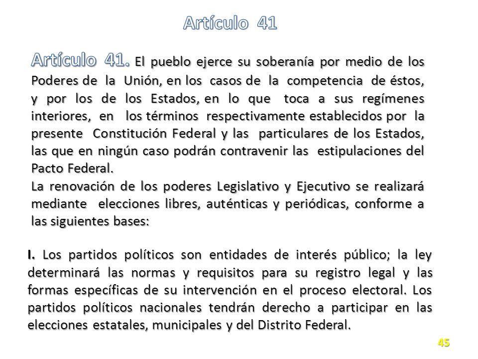 Artículo 41