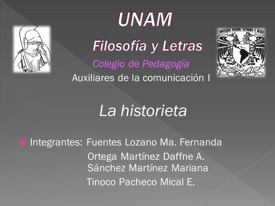 UNAM Filosofía y Letras
