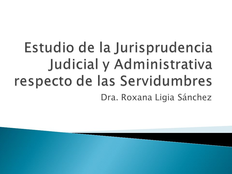 Dra. Roxana Ligia Sánchez