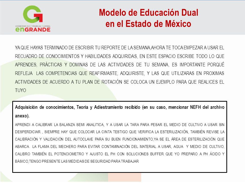 Modelo de Educación Dual