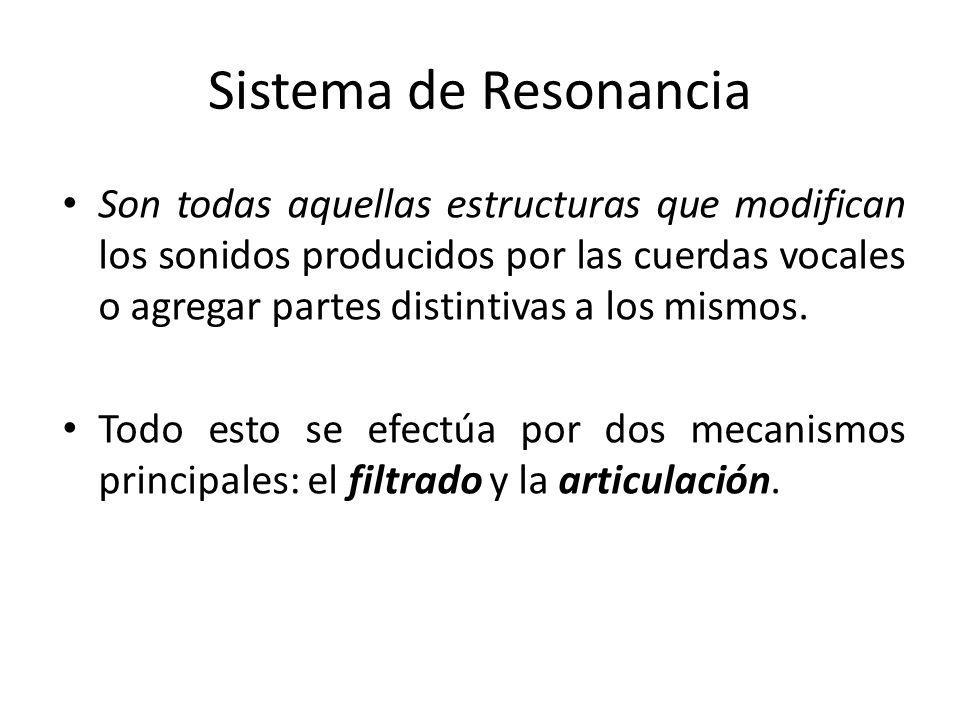 Sistema de Resonancia