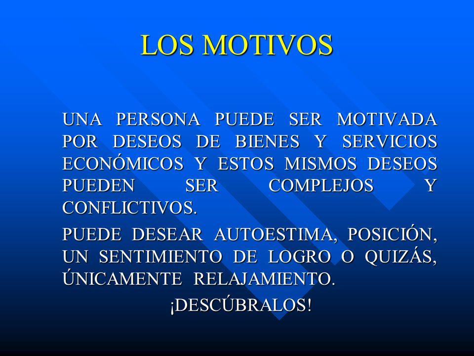 LOS MOTIVOS