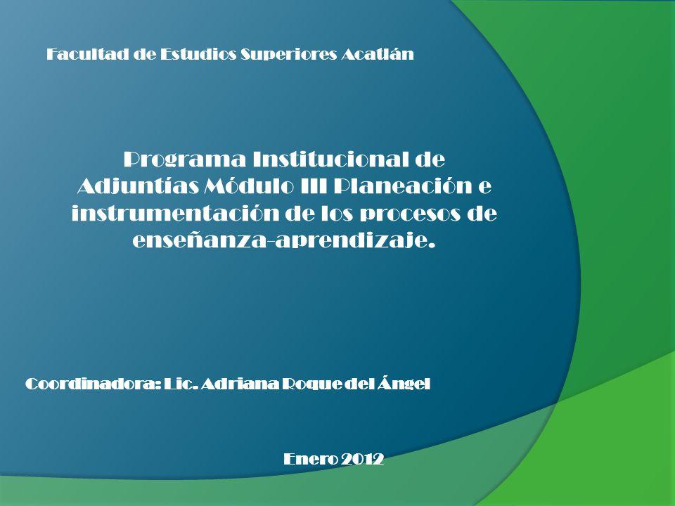 Facultad de Estudios Superiores Acatlán