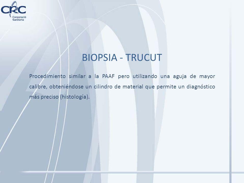 BIOPSIA - TRUCUT