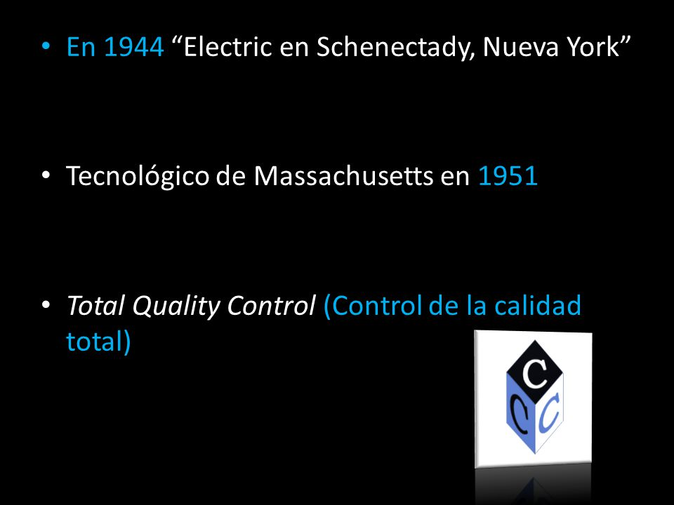 En 1944 Electric en Schenectady, Nueva York