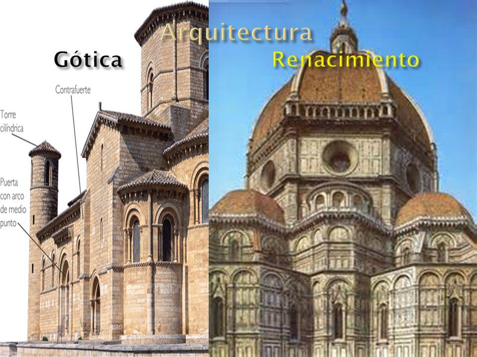 Arquitectura Gótica Renacimiento
