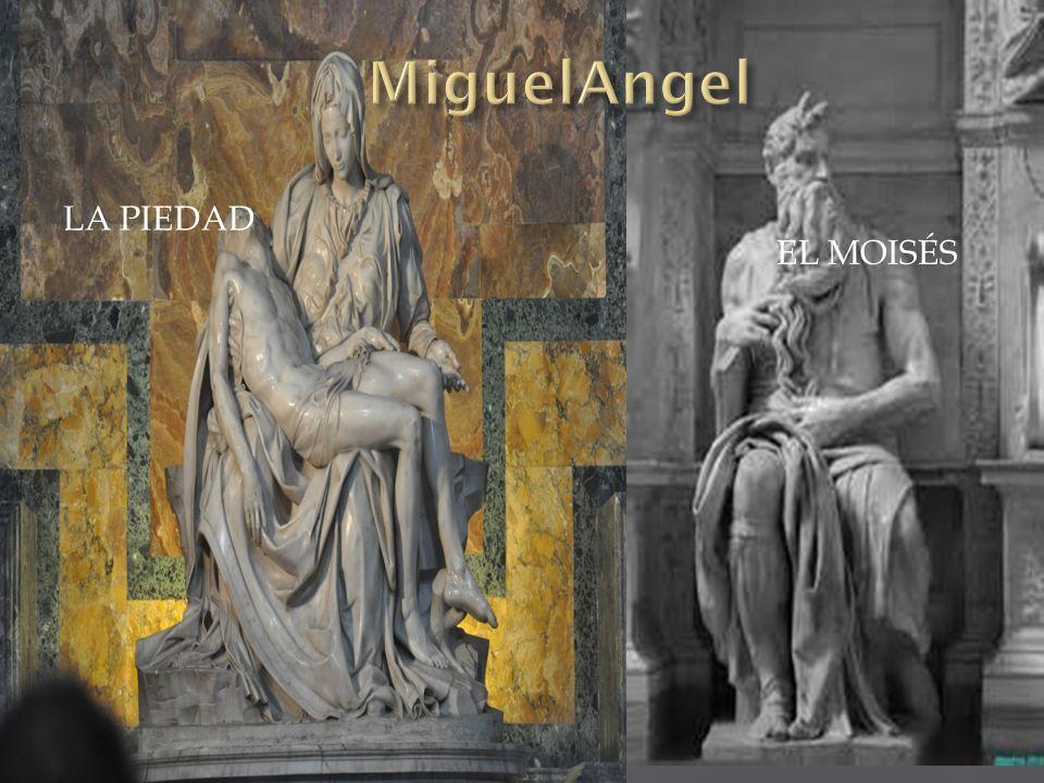 MiguelAngel La Piedad El Moisés