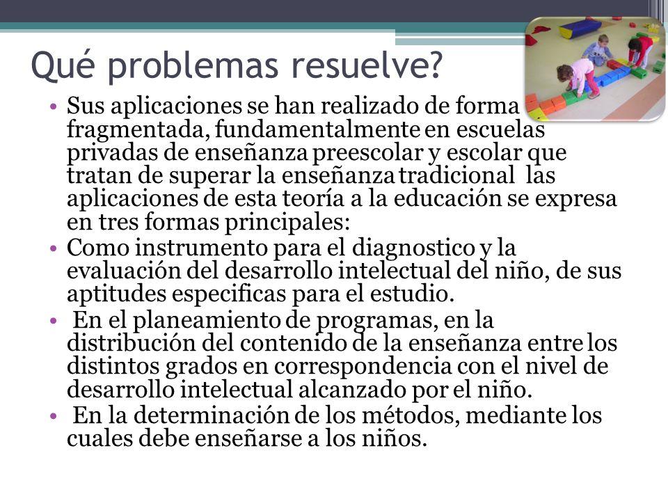 Qué problemas resuelve