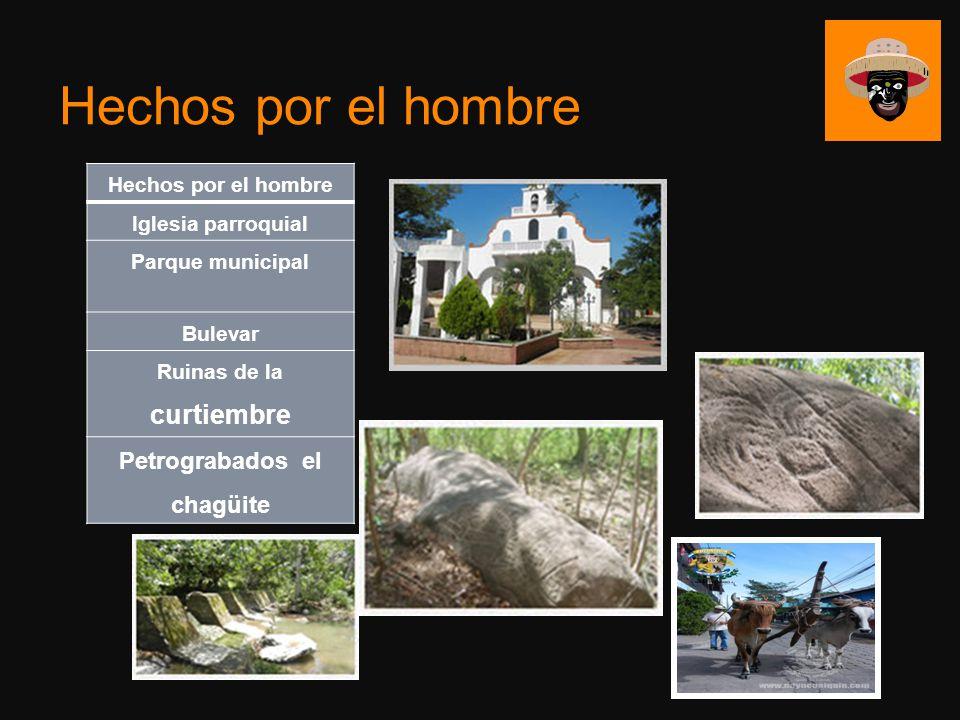 Ruinas de la curtiembre Petrograbados el chagüite
