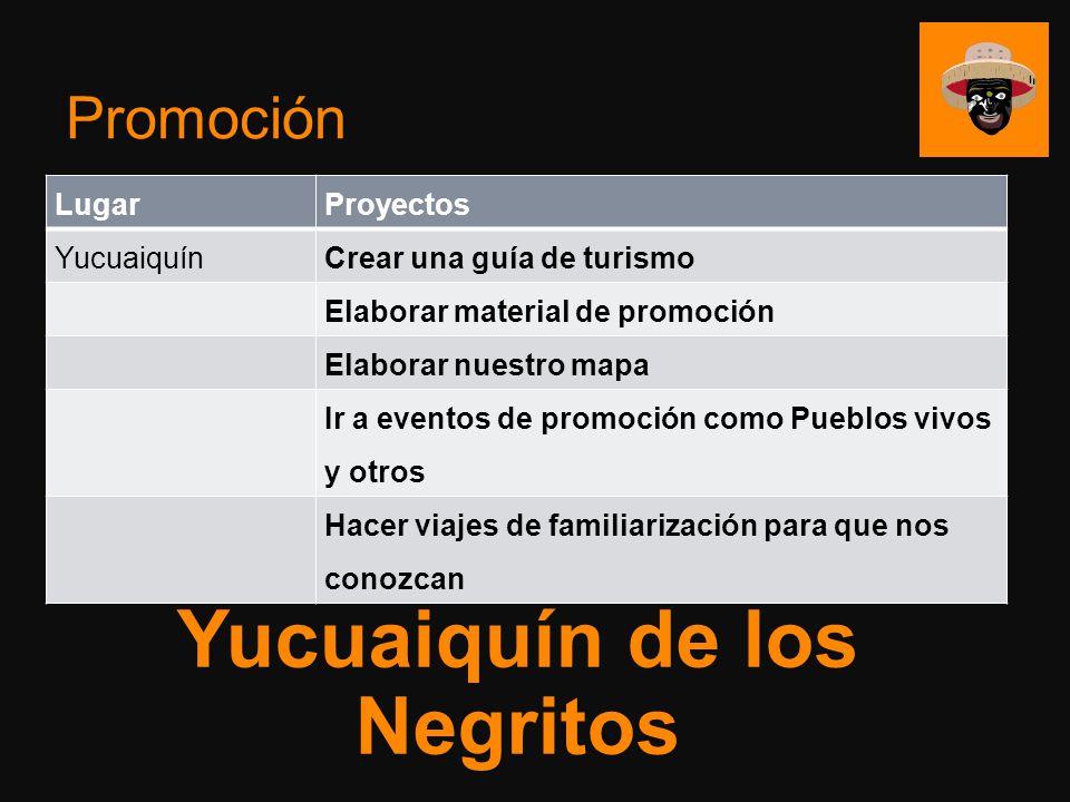 Yucuaiquín de los Negritos