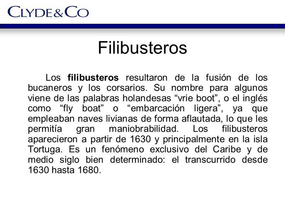 Filibusteros