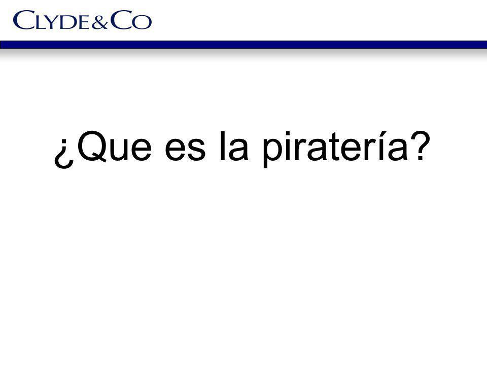 ¿Que es la piratería