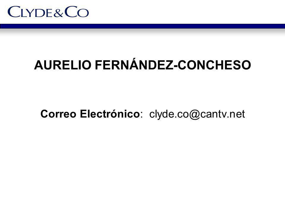AURELIO FERNÁNDEZ-CONCHESO