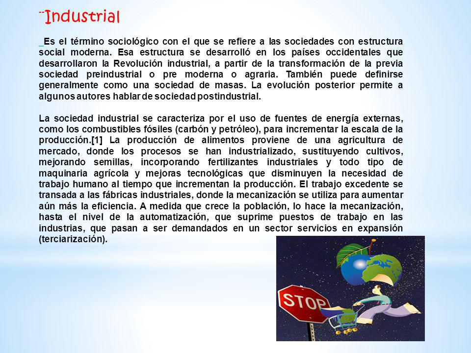 --Industrial
